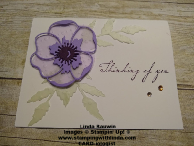 Linda Bauwin Creative Inking Blog Hope Second Release Sale A Bration Www Stampingwithlinda Com Secondreleasesaleabration Sover In 2020 Stamped Cards Cards Stampin Up