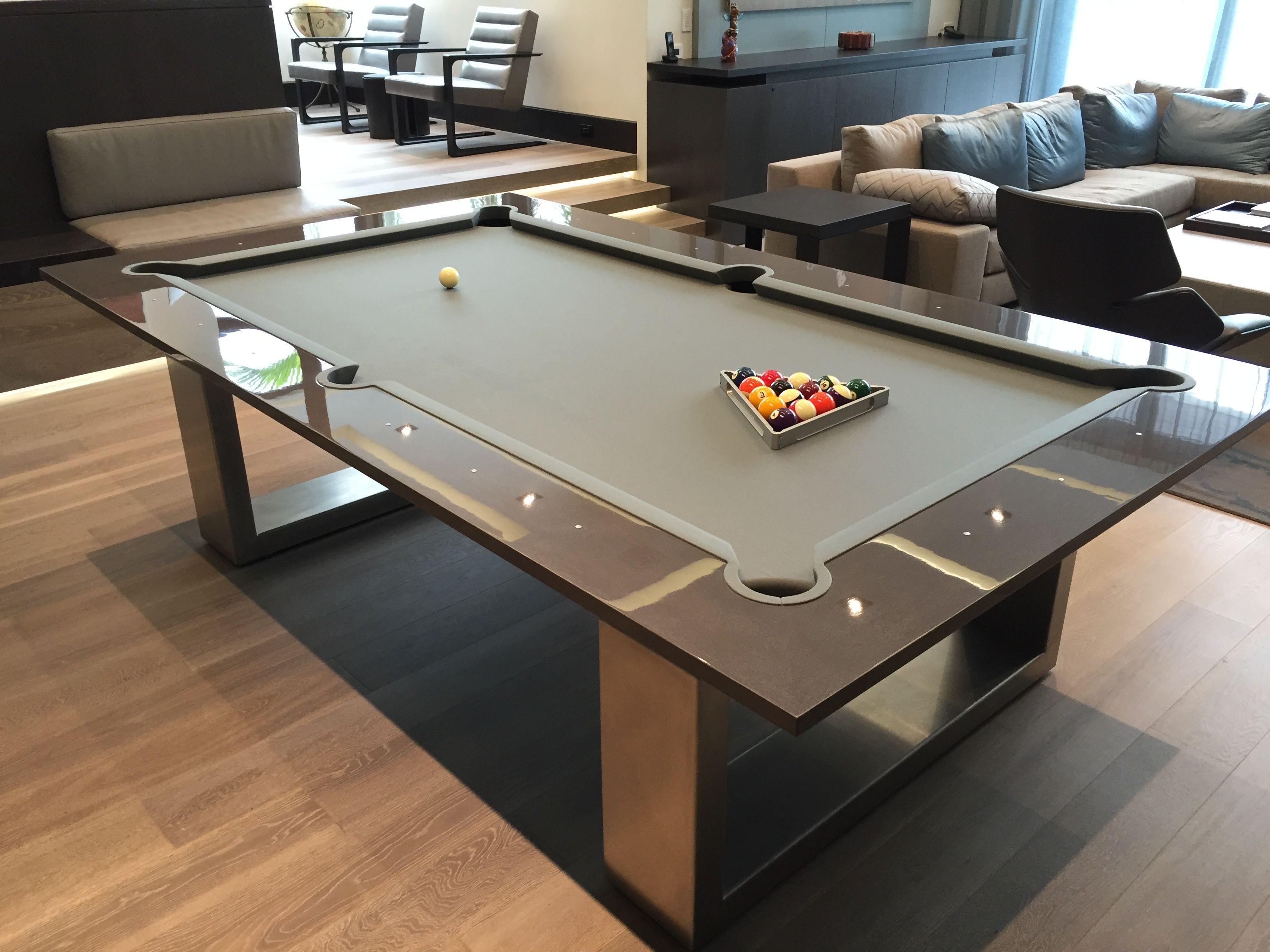 Home Modern Pool Table Modern Game Tables Pool Table