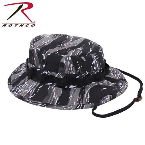 Urban Tiger Camo Boonie Hat - ArmyNavyShop.com 70a248f8b6d4