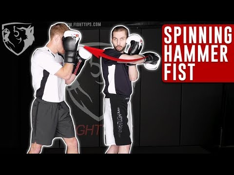 Why Spinning Hammerfists Are Better Than Backfists Youtube In 2020 Self Defense Techniques Spinning Martial Arts