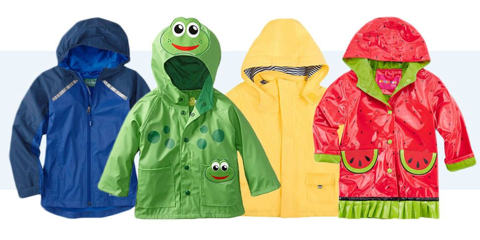 Best Kids' Raincoats to Brighten Rainy Days | Kids raincoats and ...