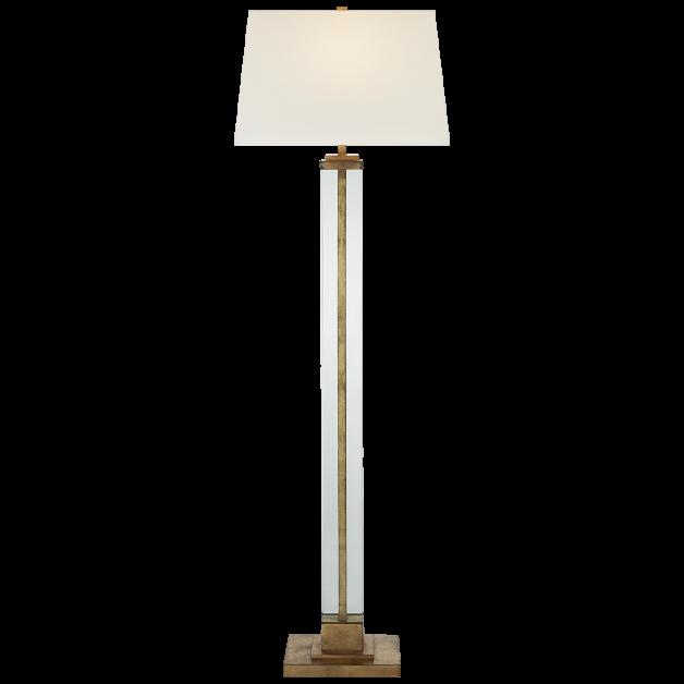 Wright large floor lamp living room circa lighting