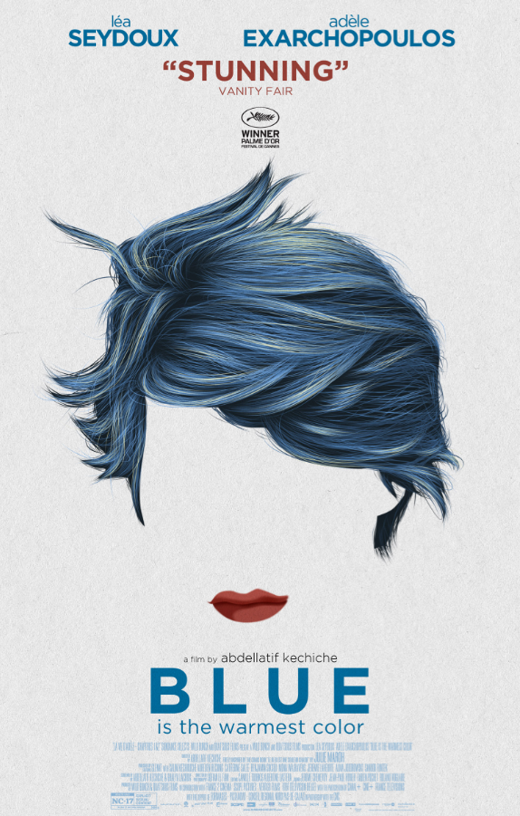 Exclusive New Poster For Blue Is The Warmest Color The Nc 17 Film