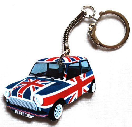 Union Jack Mini Keyring - M1 L R http://www.amazon.co.uk ...