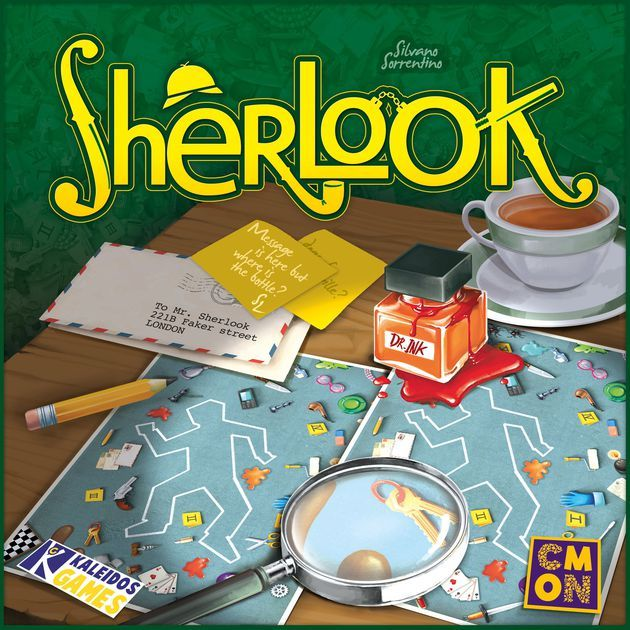 Sherlook A Game Where You Are Trying To Be The First To Work Out The Differences Games Board Games For Kids Board Games