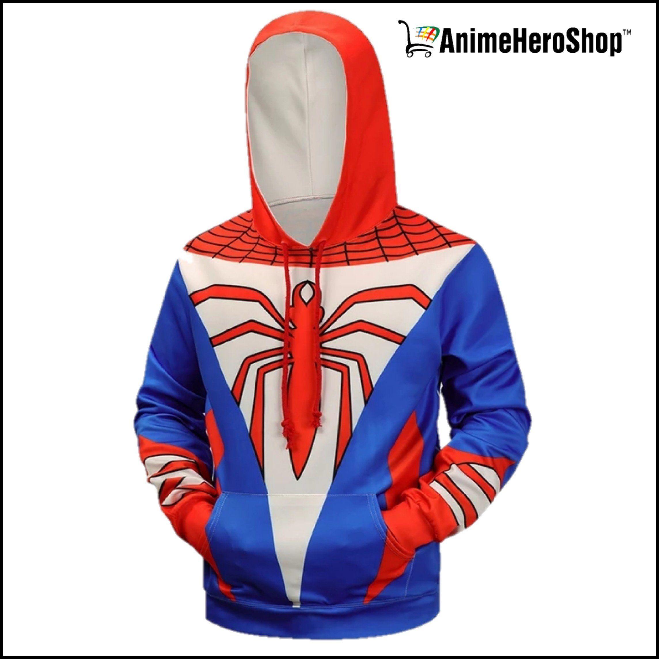 Awesome Spiderman 3d Print Hoodie Mens Sweatshirts Hoodie Sweatshirts Hoodie Hoodies Men [ 2289 x 2289 Pixel ]