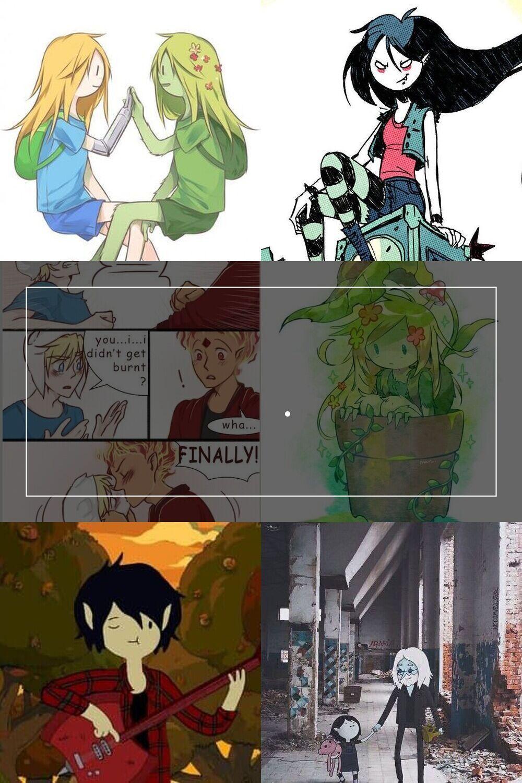 И так бывает в жизн. in 2020 Adventure time anime, Anime