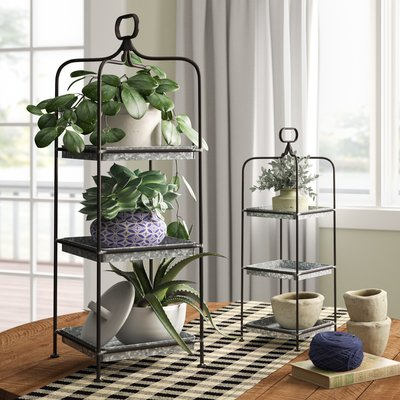 Whicker Multi Tiered Plant Stand Joss Main With Images