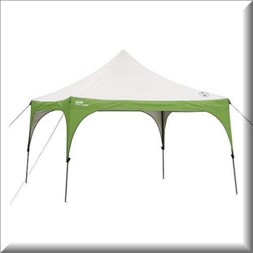 Instant Canopy Gazebo Shelter 12x12 Straight Leg Shade C&ing Backyard Steel US $278.31 #Coleman & Instant Canopy Gazebo Shelter 12x12 Straight Leg Shade Camping ...