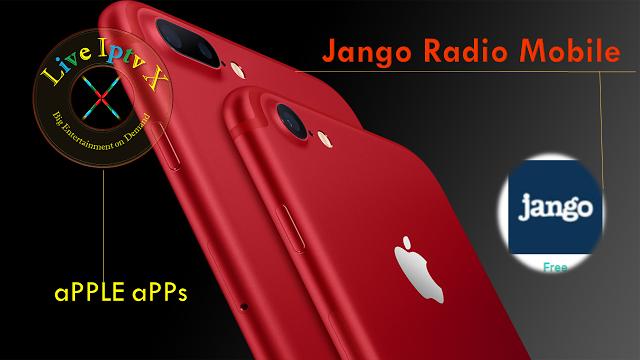 Jango Radio Mobile App (Updated) - iOS App Jango Radio Mobile App