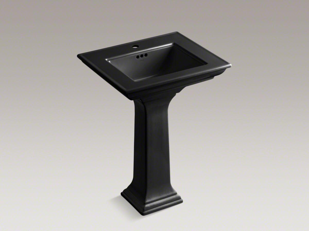 Black Sink Pedestal Sink Sink Black Sink