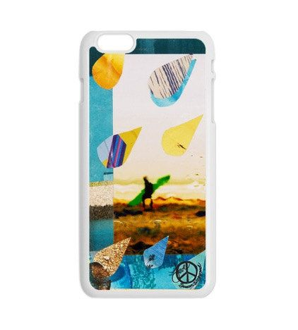 Drought, CA, iPhone 6s Lacquer Art Case by Susan Wickstrand