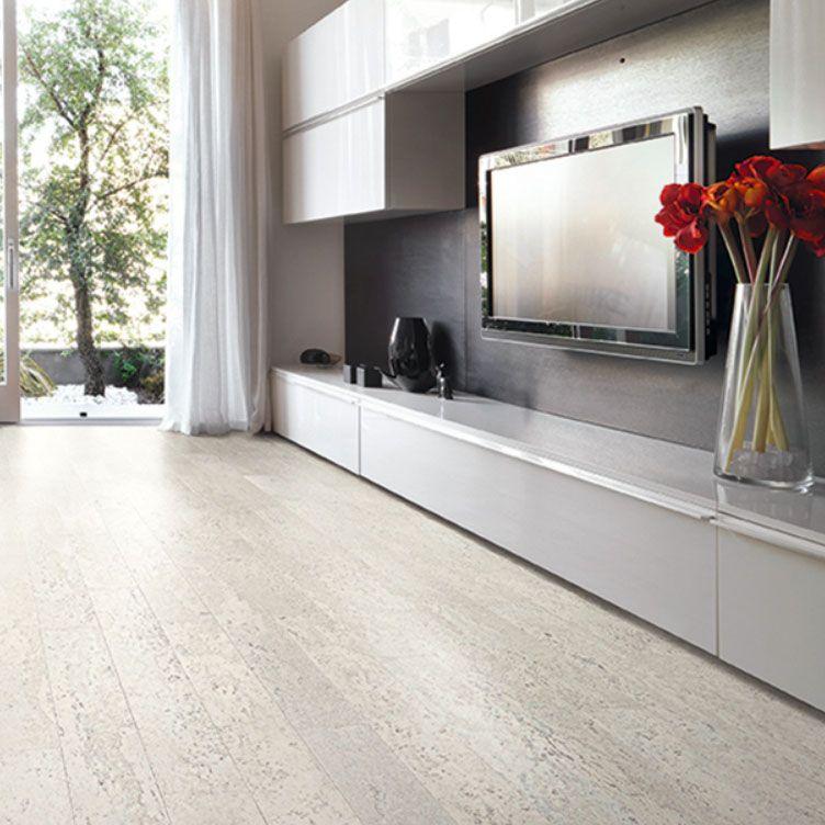 Essence Floating Cork Flooring