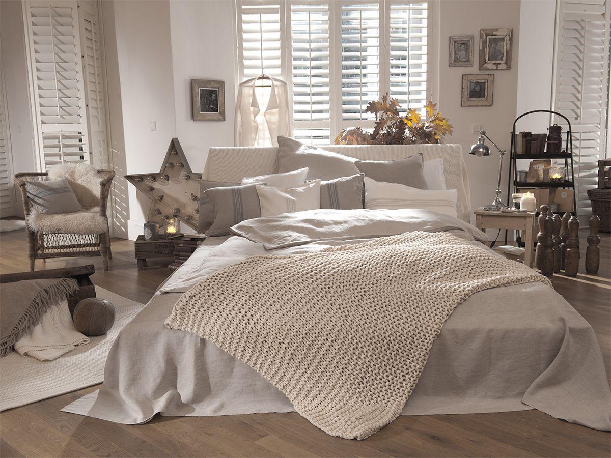 long beach decke off white barefoot living by til schweiger interior decke textilien. Black Bedroom Furniture Sets. Home Design Ideas