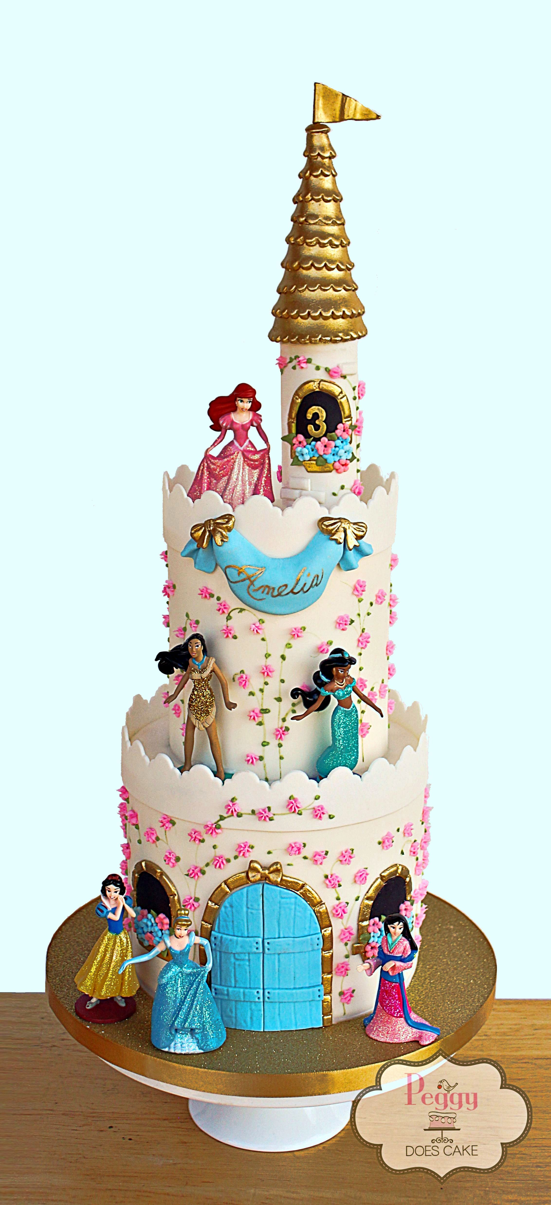 Idea by Elizabeth Smith on Decorating Inspiration Cakes