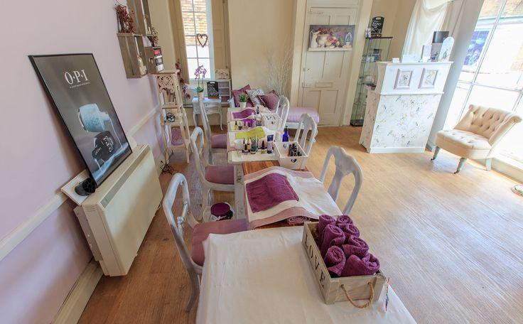 The Holistic Home Spa Manicure The Holistic Home Spa Manicure