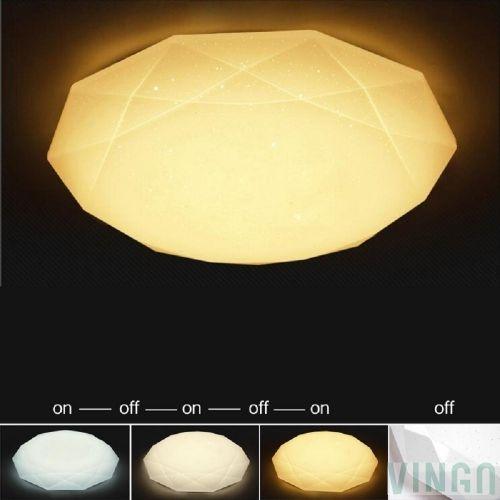 50W LED Deckenleuchte Flurleuchte Dekor Esszimmer Wohnzimmer - badezimmer led deckenleuchte ip44