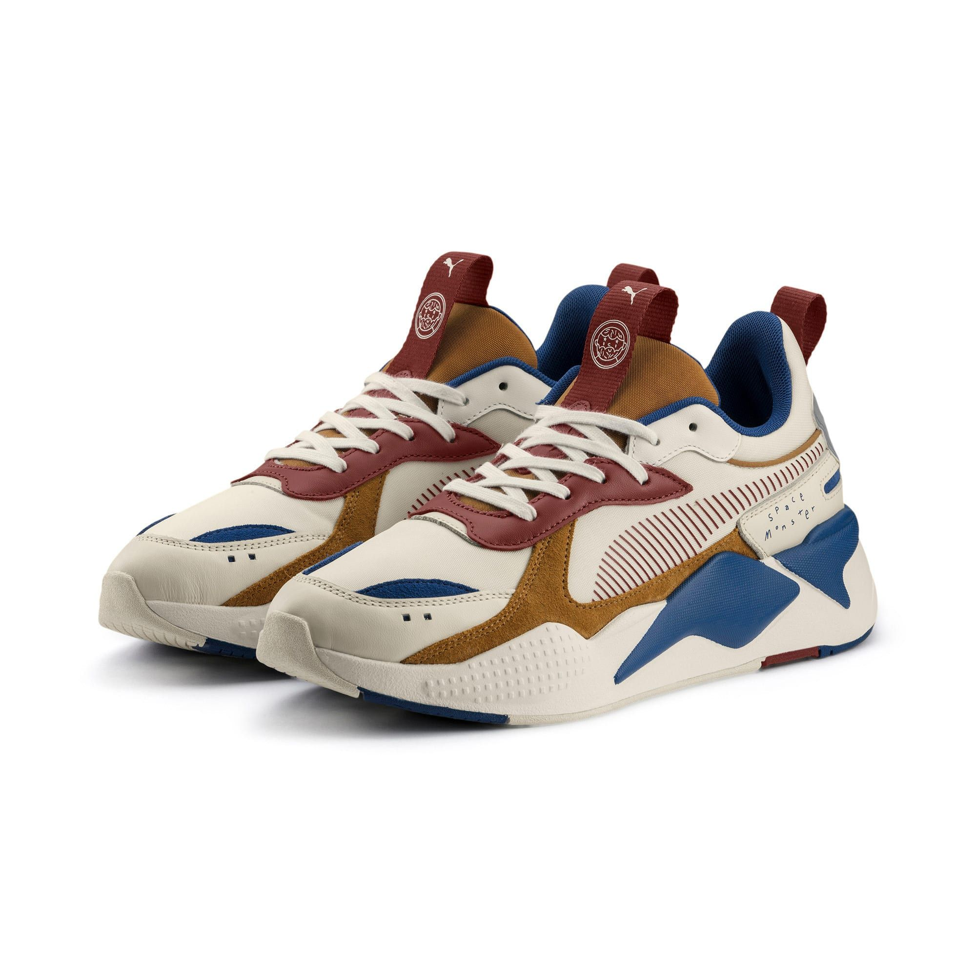 Puma RS X X Tyakasha shoes white blue