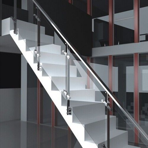 Best Stainless Steel Stairs Glass Railing Steel Door Design 400 x 300