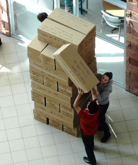 giant cardboard jenga game google search build a strong foundation pinterest jenga game. Black Bedroom Furniture Sets. Home Design Ideas