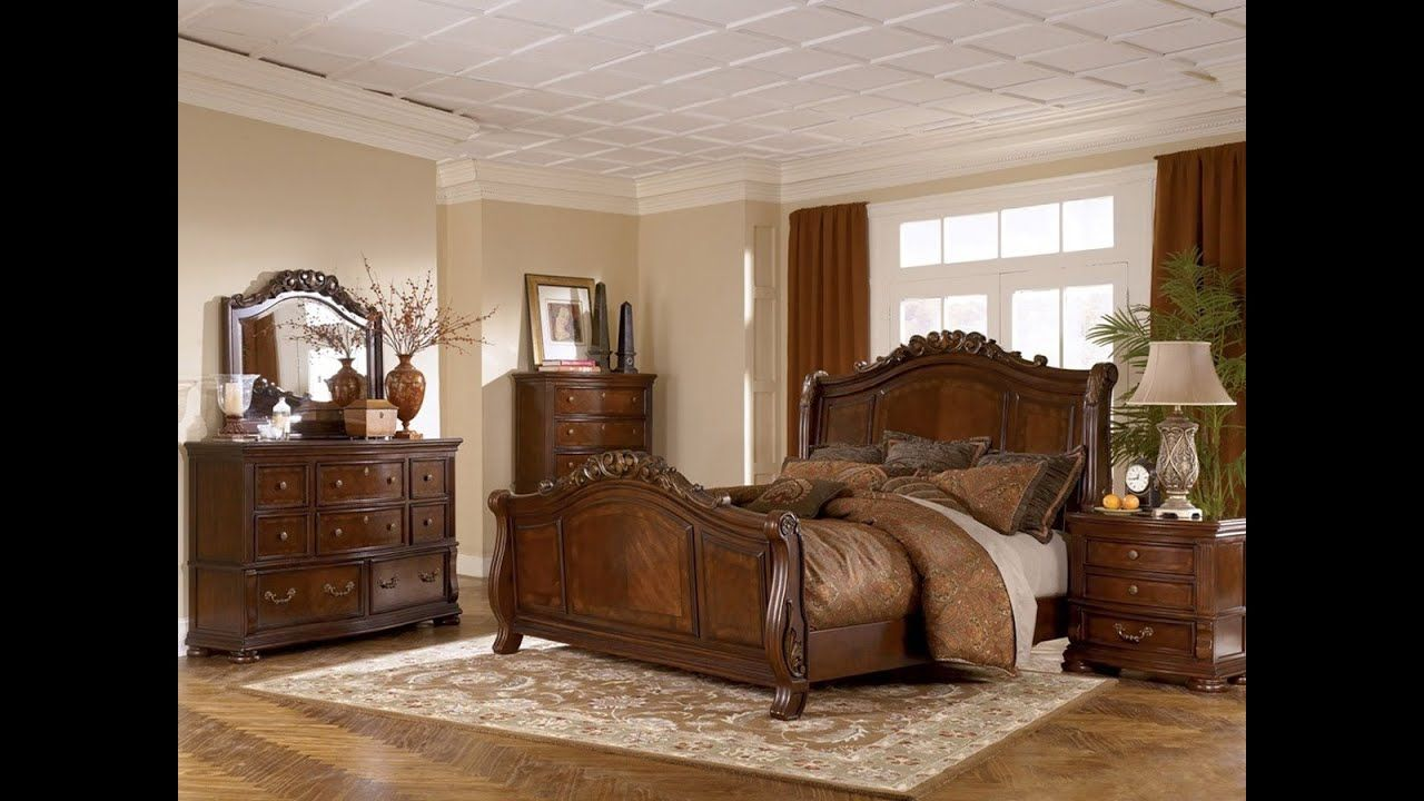 Ashley Furniture Bedroom Set Marble Top. in 2020 Ashley