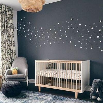 Evinizi Bebeğiniz İçin Nasıl Hazırlarsınız-Bebek Odası Dekorasyon Önerileri