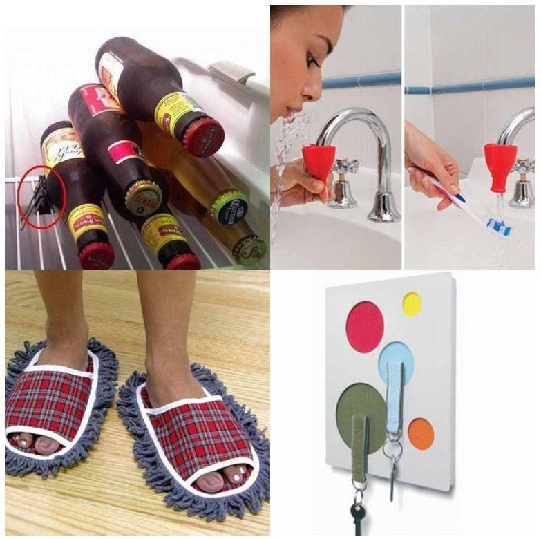 Cool ideas to try around the house el mundo del for Ideas decoracion reciclaje