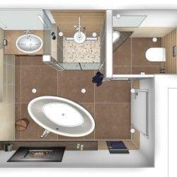 Raumplaner Badezimmer raumplanung bad grundriss i bathroom floor plans