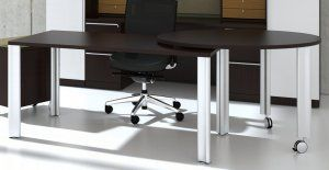Instock Availability Design And Engineering Quality Affordability Dependability This Is Cherryman Over The Pas Table Desk Commercial Office Furniture Desk