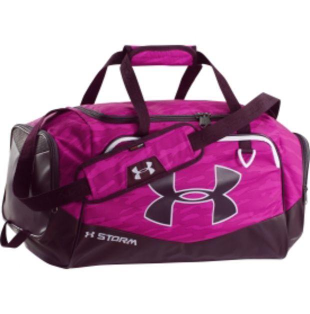under armour basketball duffle bag