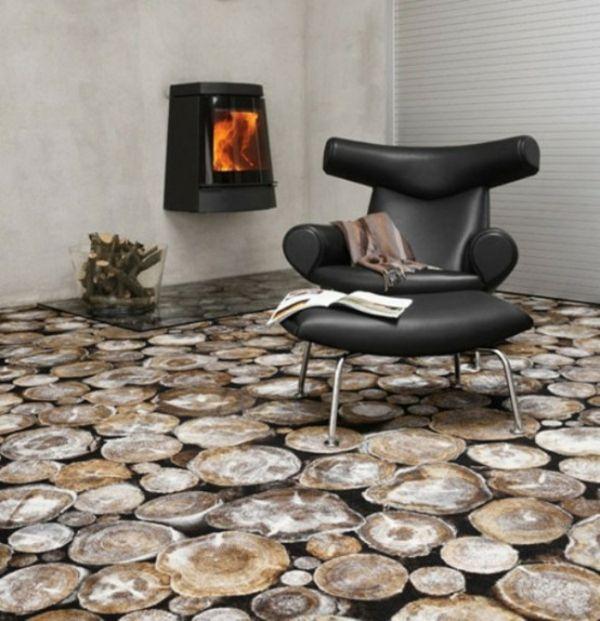Wonderful Einfache Dekoration Und Mobel Bodengestaltung Mit Designer Teppichen #10: 25 Aufgefallene Designer Teppiche Für Jeden Wohnraum