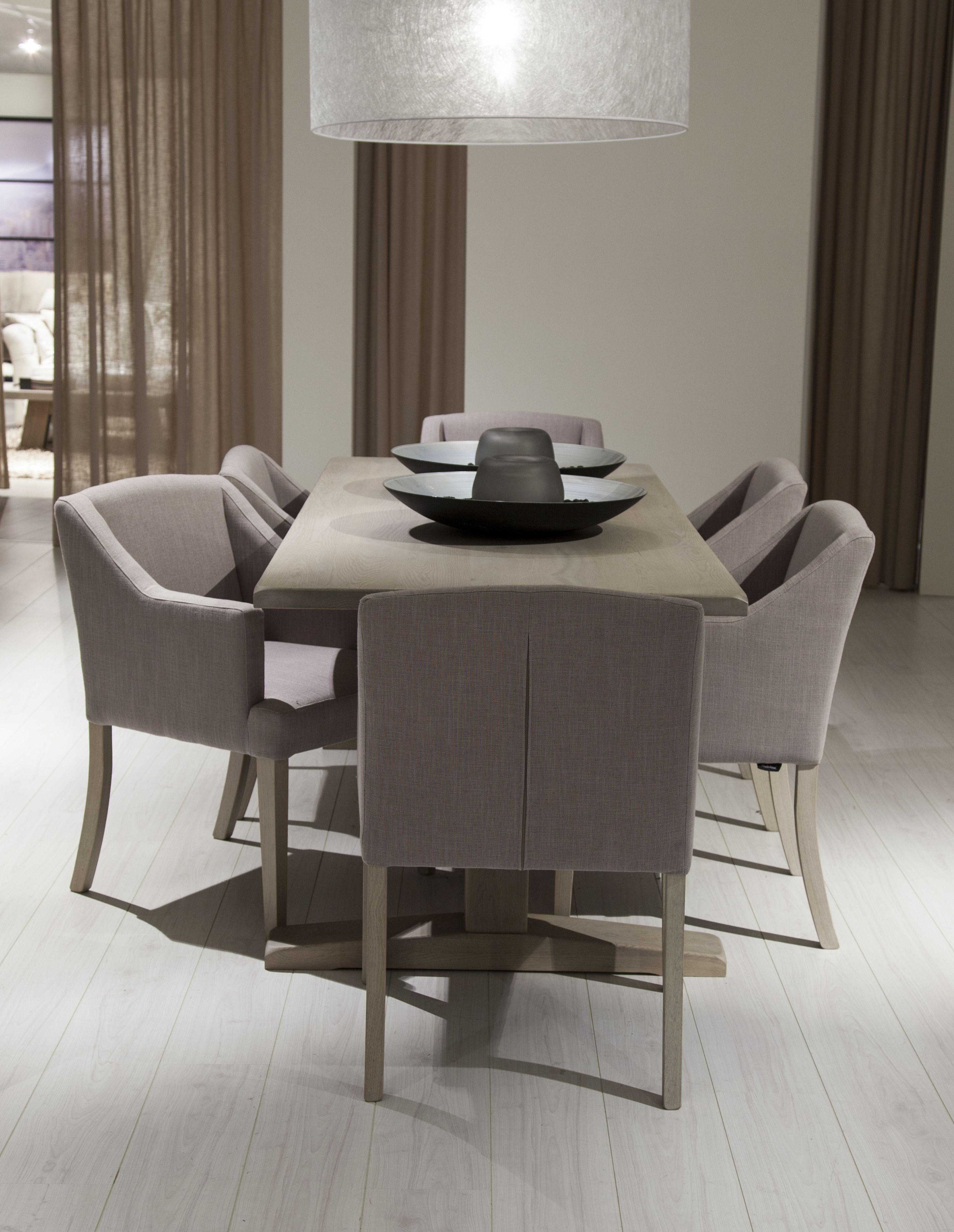 Amadei, eetkamerstoel, hout, elegant, modern, eetkamer, interieur ...