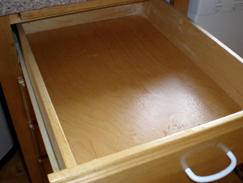 Sweetwater Style Thrifty Shelfdrawer Liner Idea  Really Want To Custom Kitchen Cabinet Liners Design Ideas