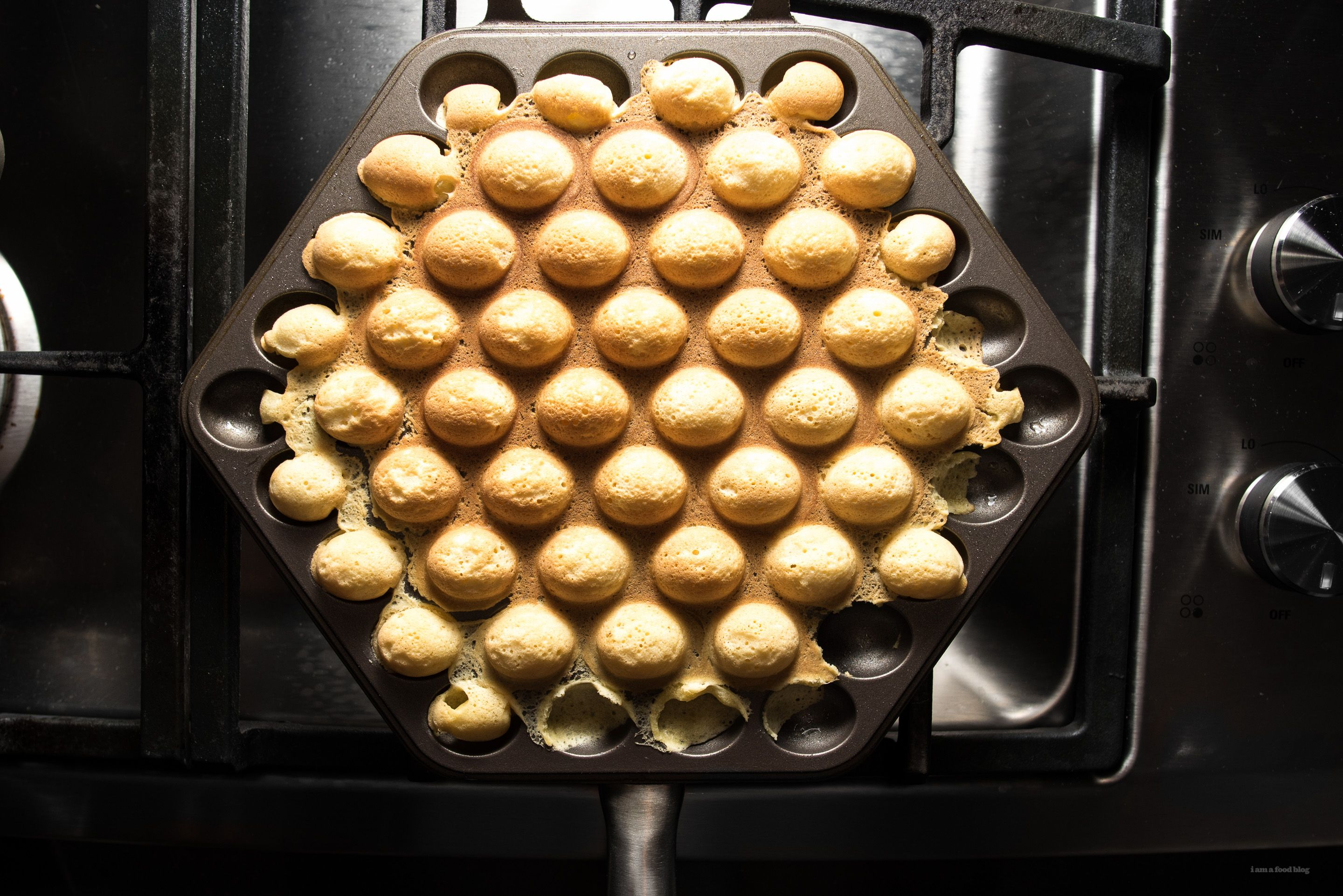Hong Kong Bubble Waffle Recipe International Recipes Pinterest Hot Wheels Bread Boxs Hijau I Remember Being A Kid At The Night Market Up Way Past My Bedtime Eagerly Awaiting Piping Bag Of These Little Egg Shaped