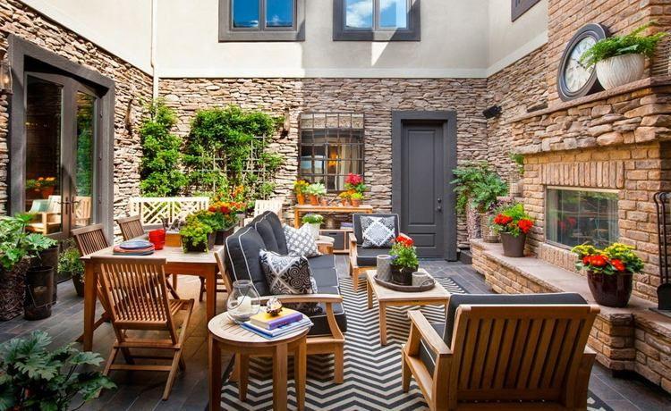 Idée Déco Terrasse Et Aménagement Fonctionnel Pour Tous Les Goûts