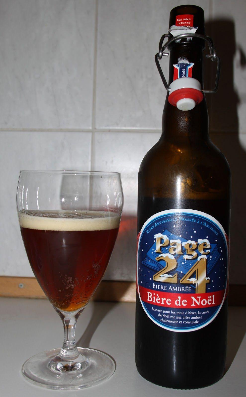 Brasserie St. Germain - Page 24 Biere De Noel 6,9% 75cl pullo (Joulupäivä 25.12.2008) (1/2 Teron kanssa HBF 20.4.2013)