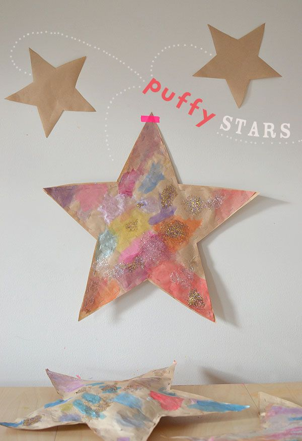 Stained Glass Star Suncatcher | Epiphany crafts, Stars ... |Star Art Projects For Preschoolers