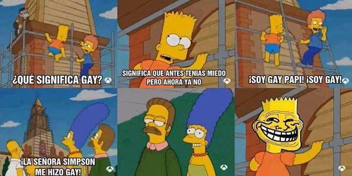 La Culpa La Tiene Marge Imagenes Divertidas Memes De Los Simpson Memes