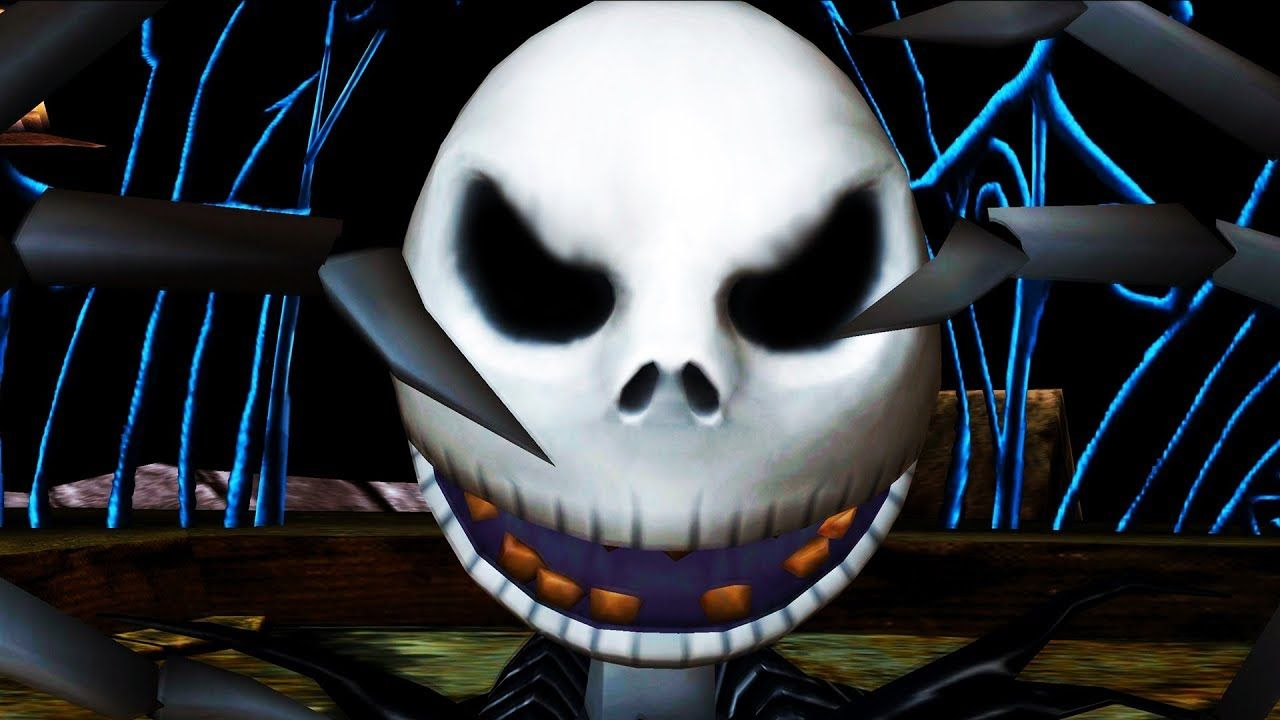 Today I learned that the Nightmare Before Christmas PS2 game is an ...
