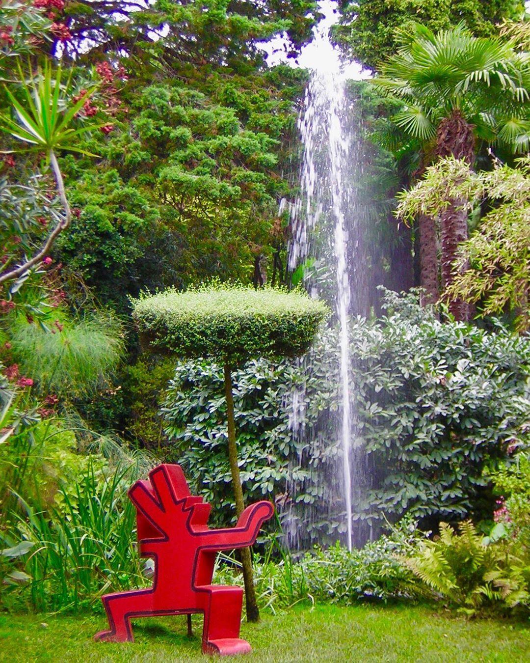 Heller Garden Gardone Riviera Italy English Version Below Am Gardasee In Gardone Riviera Liegt Der Rund 10 000 M2 Grosse Heller Garten A Italy