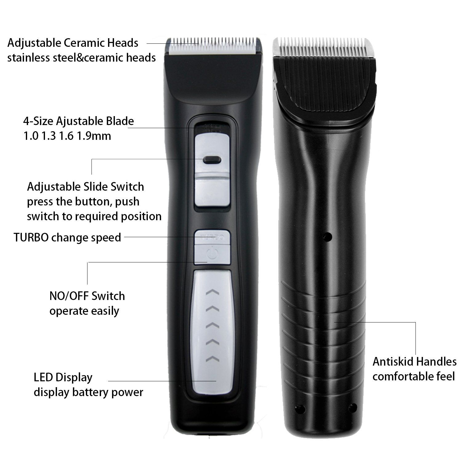 Top 5 Best Dog Clippers for Grooming [2019 Reviews] Dog