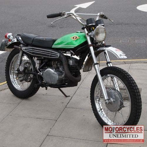 1969 Suzuki TS250 Classic Japanese Bike for sale
