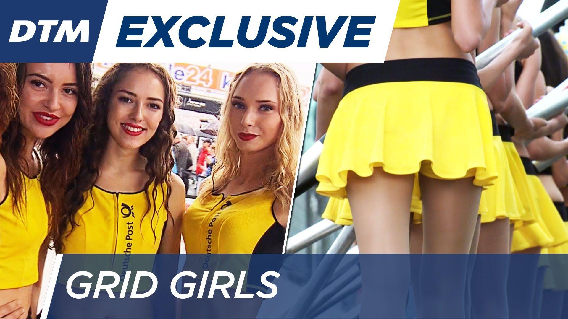Sonnige Grid Girls | DTM Moskau 2916 // Als die Sonne schien, machten die Grid Girls eine sehr gute Figur beim DTM Rennen ins Moskau 2016!   Abonniert unseren YouTube Kanal (http://bit.do/subscribeDTM) und folgt uns auf unseren anderen Social-Media Kanälen:  Homepage: http://www.dtm.com Facebook: http://facebook.com/DTM Twitter: http://twitter.com/DTM Instagram: http://instagram.com/dtm_pics