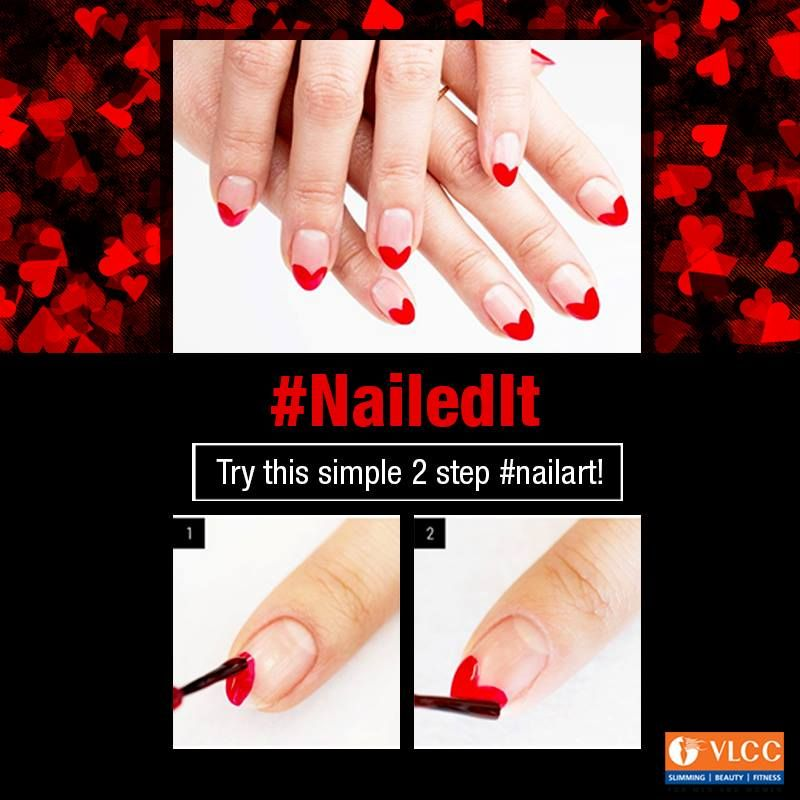 Creative Nail Art , the new in thing! Find the nearest VLCC salon in ...