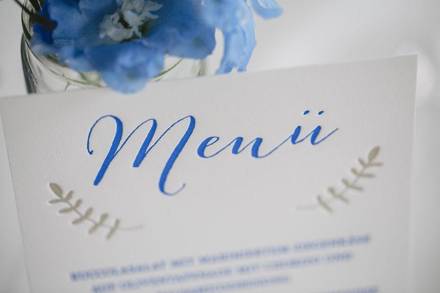 Poule Folle Ein Styled Shoot Voller Blauer Hochzeitsideen Wedding