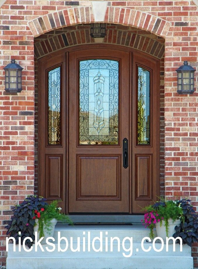 arched top radius doors and round top doors for sale in