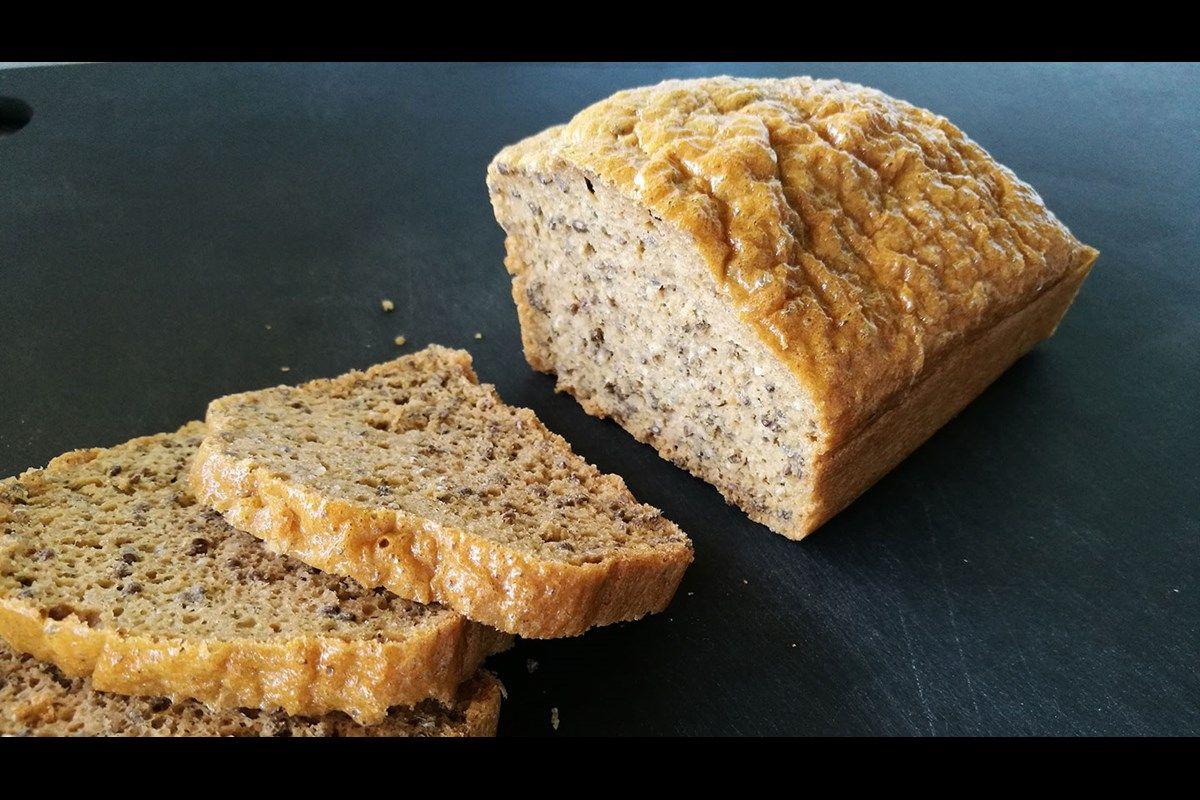 Tahini Chia Loaf Nz Herald Recipe Baking Eat Food