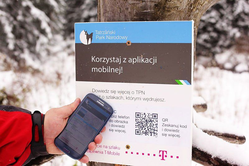 Aplikacja Mobilna Tatry Info By T Mobile Boarding Pass