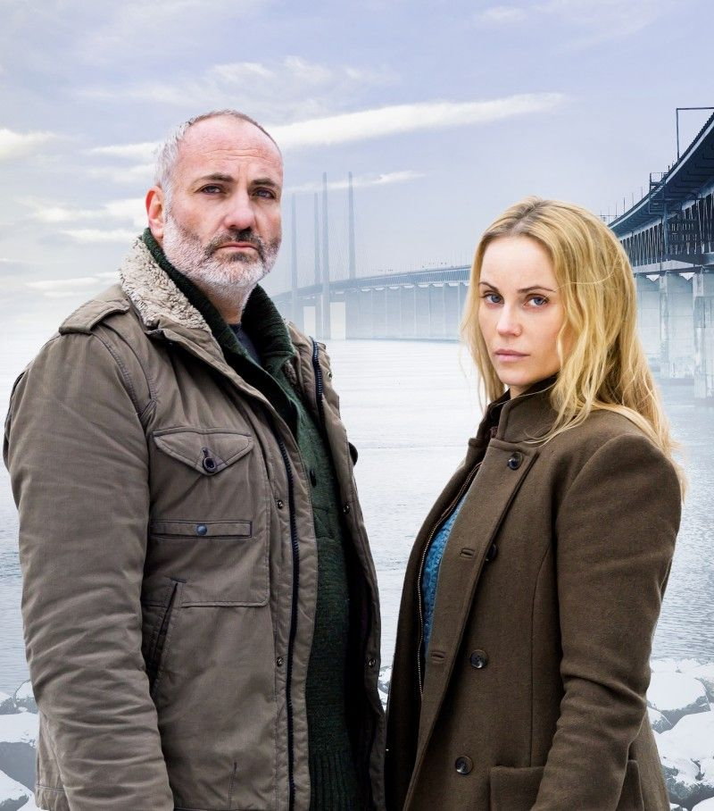 The Bridge Swedish/Danish production Actors, Tv