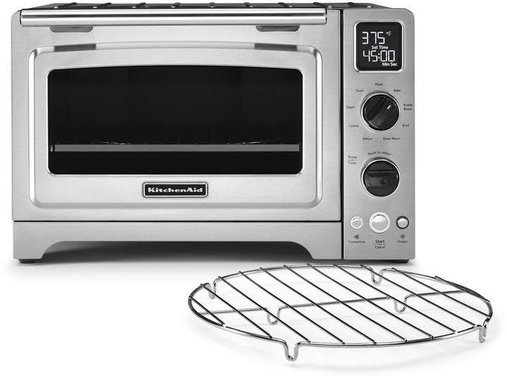 Kitchenaid Kco273ss Digital Convection Oven Countertop Oven